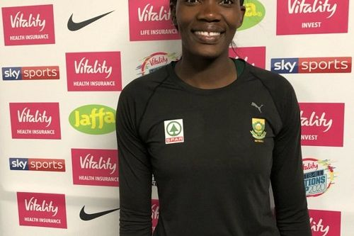 Chat with Karla Pretorius and Phumza Maweni at Netball Nations Cup